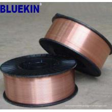 China Fabricante profissional ER 70S-6 mig fio fio de soldagem
