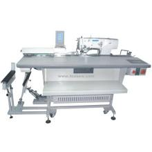 Automatic Front Placket Buttonhole Sewing Unit