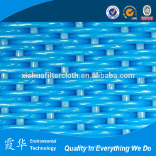 La desulfuración color azul filtro de tela