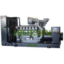 AC three phases Emergency diesel generator With cummins Perkins Volve MTU