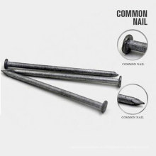 Профессиональный углерод Q195 Общие размеры ногтей Стальной провод для ногтей