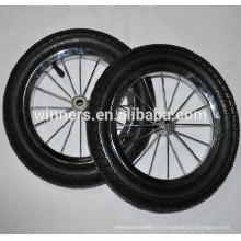 10 pouces 12 pouces air caoutchouc balance vélo roue