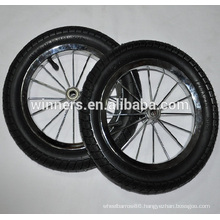 10 inch 12 inch air rubber balance bike wheel