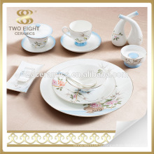 Chaozhou fengxi porcelaine porcelaine vaisselle set à vendre
