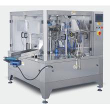 Machine à emballer rotative pour granule