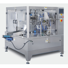 Ротационная упаковочная машина для гранул