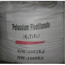 Fluotitanato de potasio para la exportación