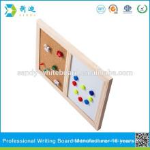 wood frame com board