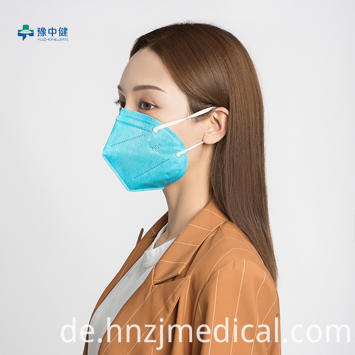 Non woven fabric Filtering Face Mask