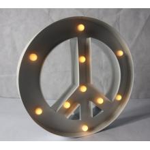 Ampoule signe lumineux décoration