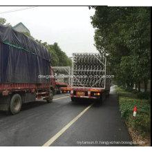 30nm3 Chine Vaporisateur d'air ambiant à haute pression de Lar / Lin / Lox