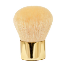 Kabuki Brush Face Brush in Golden Ferrule