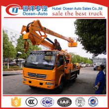 dongfeng 4*2 price of aerial work platform truck (Max working height 18 m)