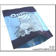 Great Printing Plastic Garment Bag for Underwear