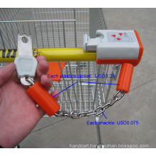 Coin Locks for Shopping Carts
