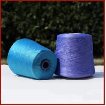 Fio de seda 100% penteado para tricotar