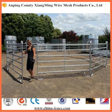 La Chine Anping Panneaux de chevaux portables Panneaux de chevaux à vendre Stylo rond de cheval