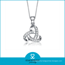 Silver Pendant Necklace Made in China (SH-N0196)