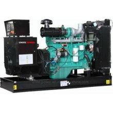 50Hz 160kw 200kVA Open Cummins Engine Power Diesel Generators (UPC200)