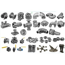 Stainless steel lost wax investment casting parts