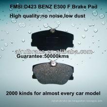 D423 OE QUALITÄT niedrige Metall-Scheibenbremse für BENZ300 / C260 / E300