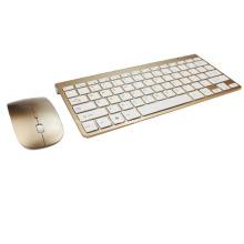 Gaming-Tastatur und Maus zum Spielen