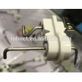 Electronic ceramic electrode ignition for gas furnace