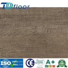 Parquet imperméable ignifuge de vinyle de PVC de prix usine de prix usine