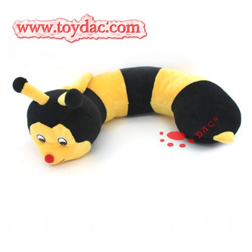 bee plush neck pillow