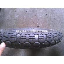 neumático de la carretilla de goma 3.50x8