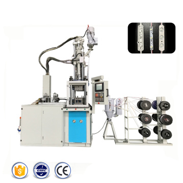 Plastic LED Light Module Injection Molding Machinery