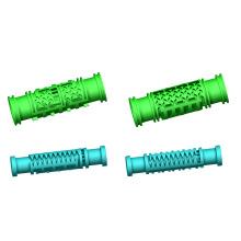 Produits émetteurs cylindriques incrustés