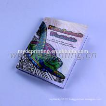 Custom coloring book printing with saddle stitch bindding