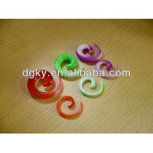 Bijoux piercing magnétique bijoux fantaisistes bouchons d'oreille