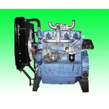 495ZD Cylindre n ° 4 36 Puissance nominale Vitesse nominale 1500 tr / min