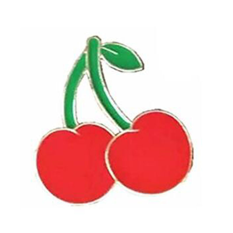 Cherry Lapel Pin