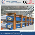 na promoção Linha de máquina de produção de painel sanduíche seccional formado de PU