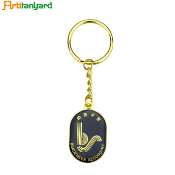 Best Friend Metal Keychains Personalizado