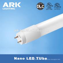 Le tube mené par Nano T8 énuméré par UL DLC, 170 lm / w double modèle a mené la lumière de tube menée par 10w T8