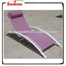 Im Freien leichter faltender Strand Sun Chai Sun Locker
