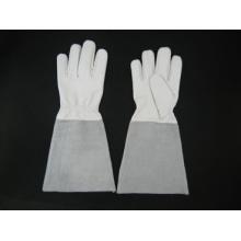 Ziege Leder Palm WIG Schweißen Arbeitshandschuh - 6600