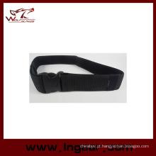 Falcão Negro em perigo exterior do cinturão tático militar de esportes ao ar livre cintos