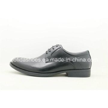 Chaussures habillées en cuir souple et confortable