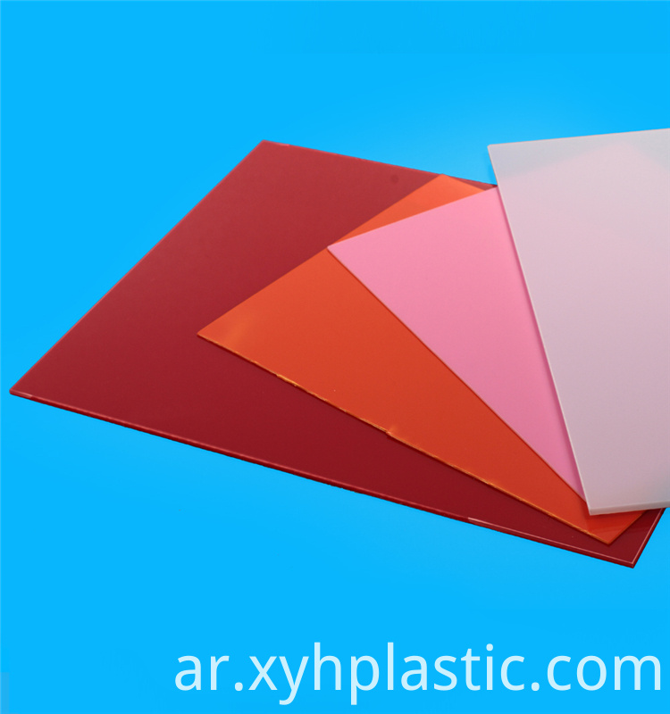 Engineering ABS Plastic Plates