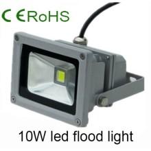 115 * 100 * 86mm Warmes weißes 10W LED Flut-Licht