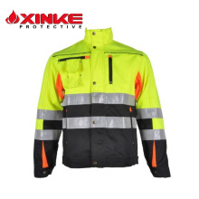High Brightness Class2 Safety Vests Ce En471 Ansi Reflective Safety Clothings