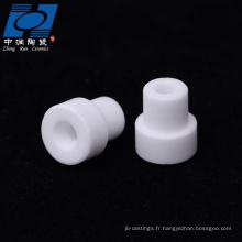 perles en céramique d'alumine blanche