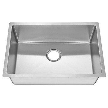 Single Drawing Basin mit kleinem Radius