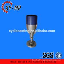 ISO/SGS/CE cnc parts aluminum die casting camera spare parts