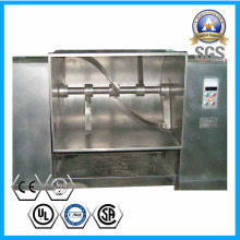 Automatic Trough Type Ribbon Mixer for Dry Powder